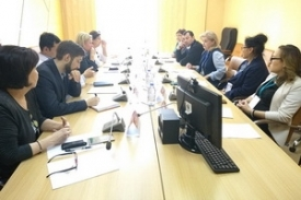 "VISIT OF THE EXTERNAL EVALUATION COMMISSION TO THE RSE ""MEDICAL CENTRE HOSPITAL OF THE PRESIDENT'S AFFAIRS ADMINISTRATION OF THE REPUBLIC OF KAZAKHSTAN"""