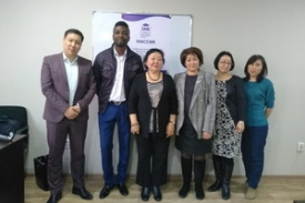 "THE VISIT OF THE EXTERNAL EXPERT COMMISSION TO THE ORGANIZATION OF CONTINUING EDUCATION OF ""INTERNATIONAL PROGRESSIVE ACADEMY"" LLP"
